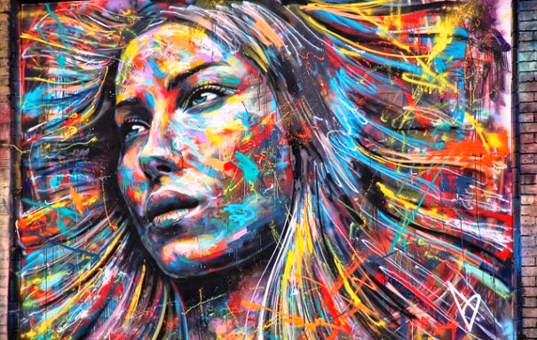 2012 Colorful Street Art