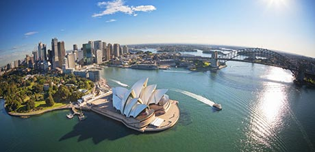 sydney-harbour-and-opera-house