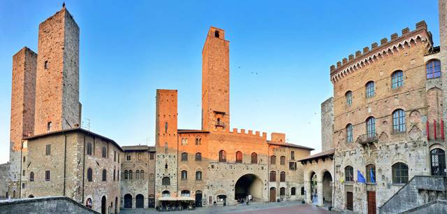 Centro-storico-di-San-Gimignano