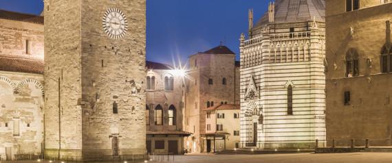 Duomo Square, San Giovanni in Corte Baptistery