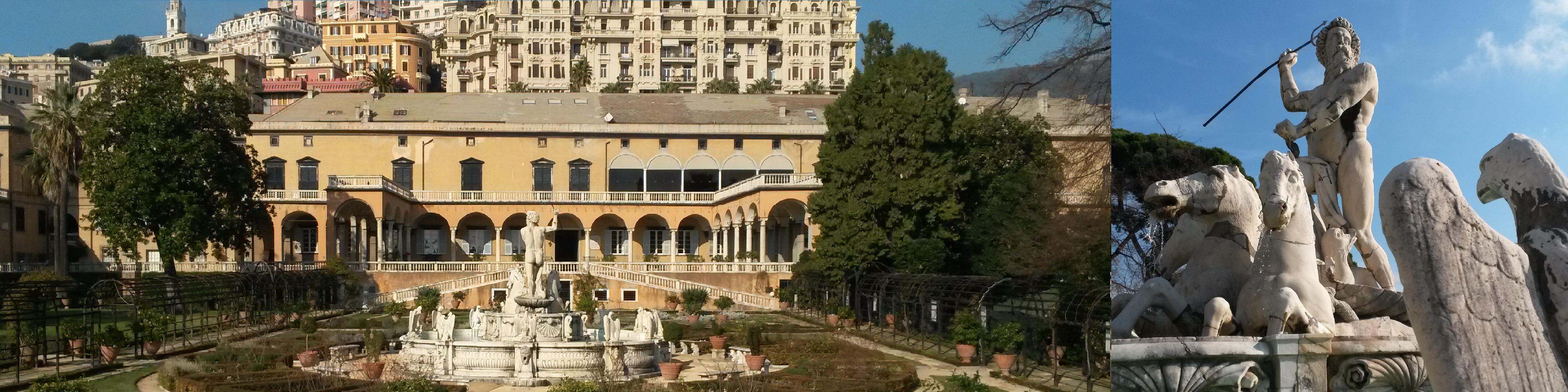 Alla scoperta di genova in 24 ore - Genova porta principe ...